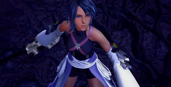 Kingdom Hearts 0.2: Birth by Sleep - A Fragmentary Passage ist sehr kurz, macht aber eine Menge Spaß.