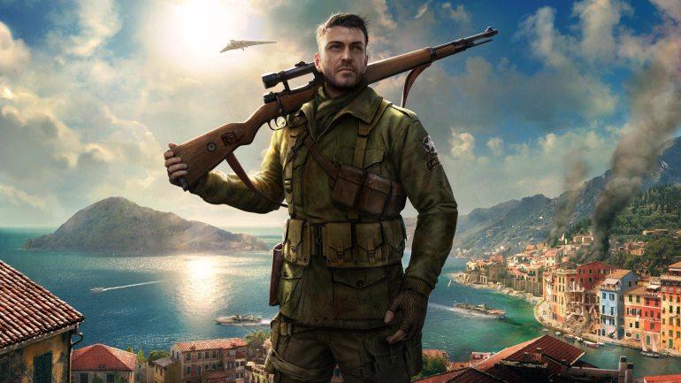 Sniper Elite 4 - Beitragsbild