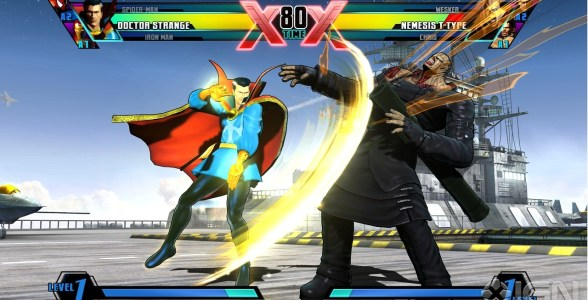 Ultimate Marvel vs. Capcom 3 - Testbericht