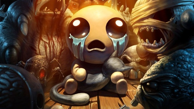 The Binding of Issac Afterbirth+