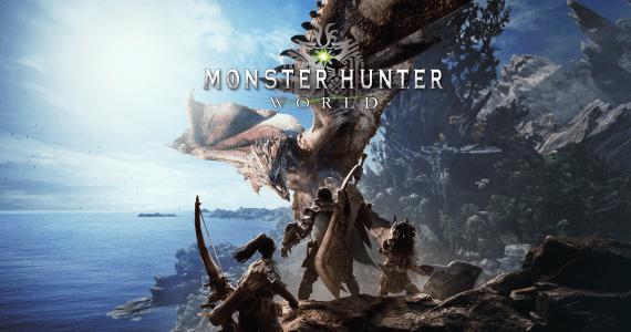 Monsterhunther World