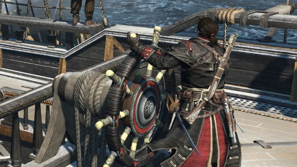 Asssassin's Creed: Rogue