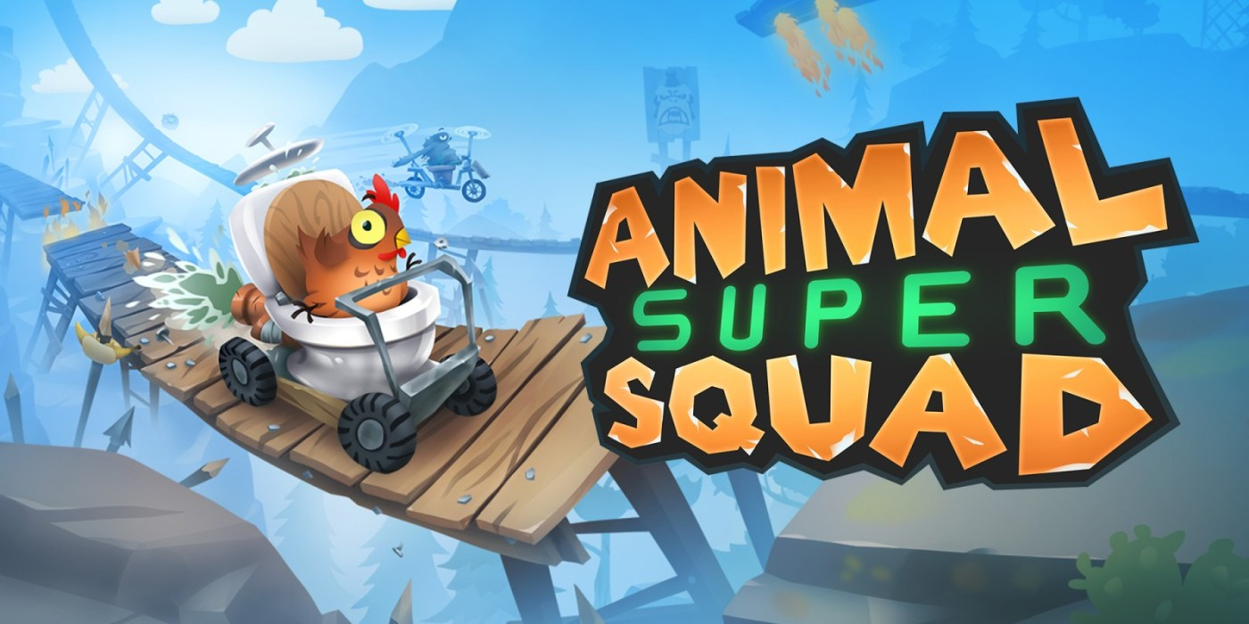 Animal Super Squad