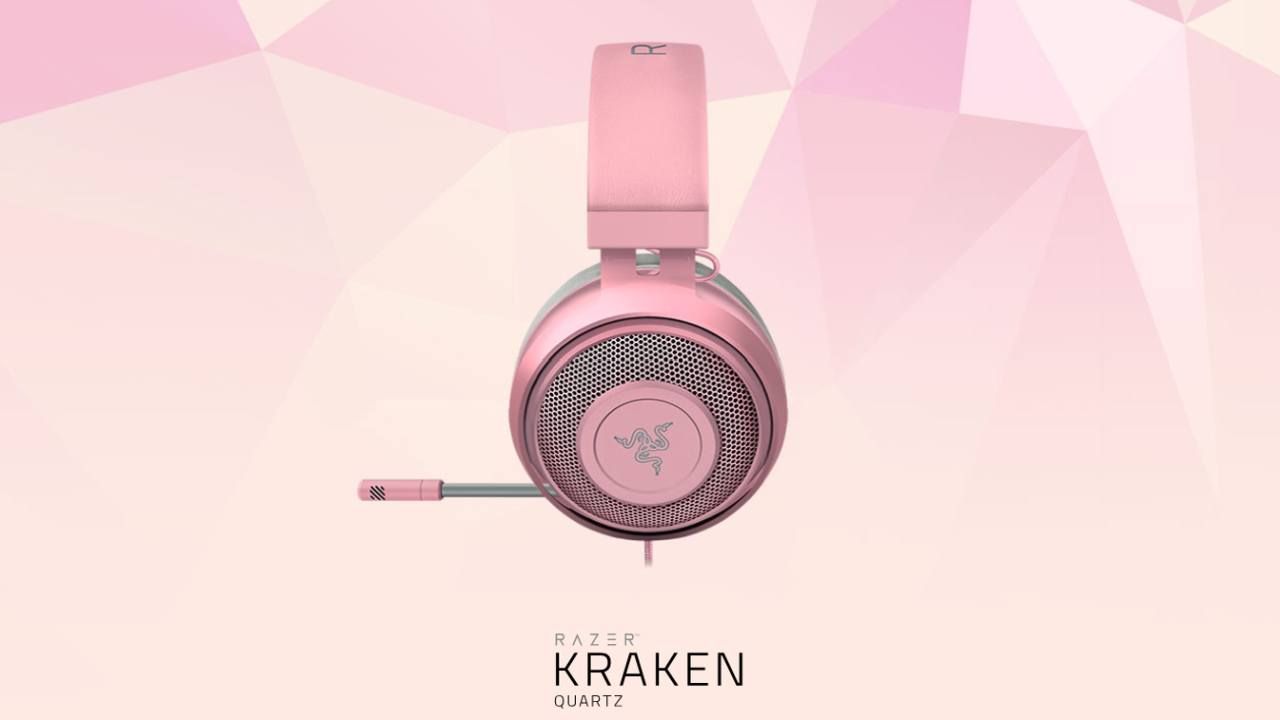 Razer Kraken – Quartz Edition