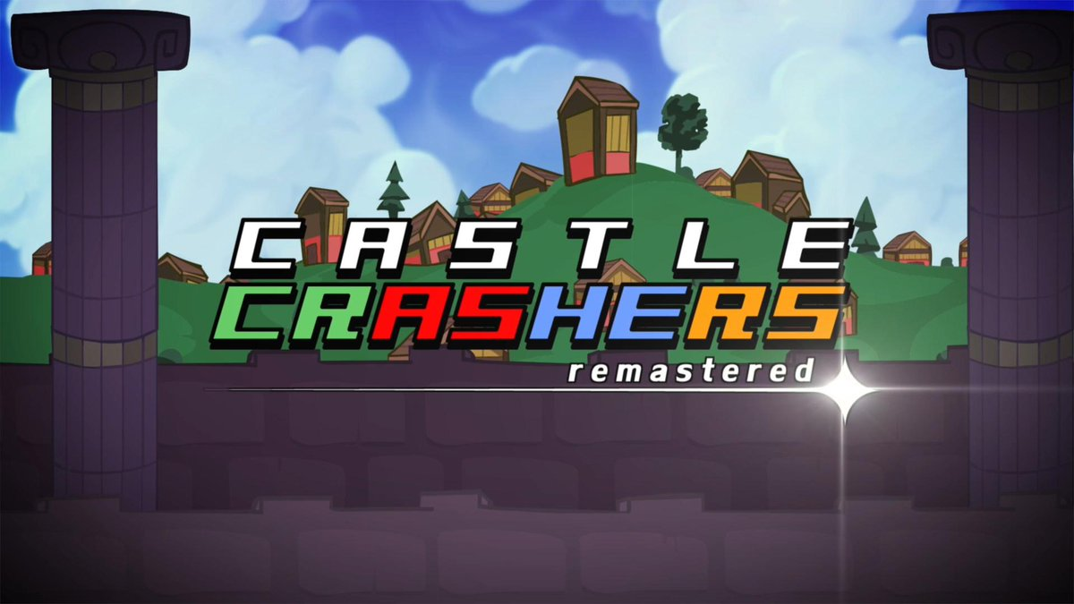 Castle Crashers: Remastered