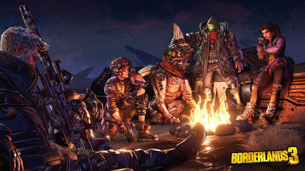 Borderlands 3 Charaktere