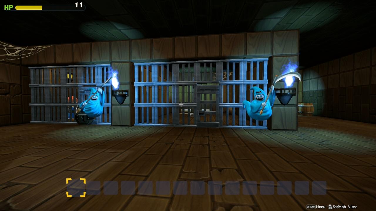 In Dragon Quest Builders 2 gibt es endlich einen First Person Modus