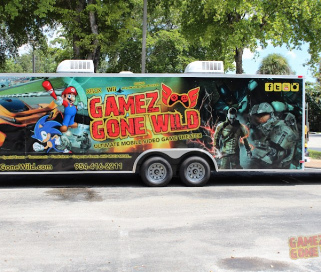 Why Struggle With The Hassle Of Planning Organizing And Hosting Another Event Give Us A Call  The Ultimate Video Gaming Theater Gamez Gone