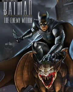 Batman: The Enemy Within Episode 1 (DVD) - PC-0