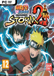 Naruto Shippuden: Ultimate Ninja Storm 2 (2DVD) - PC-0