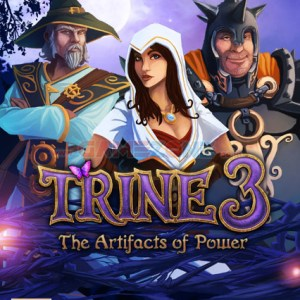 Trine 3: The Artifacts of Power (2DVD) - PC-0