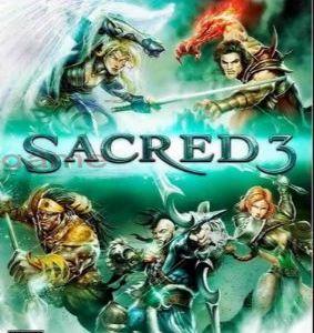 Sacred 3 (5DVD) - PC