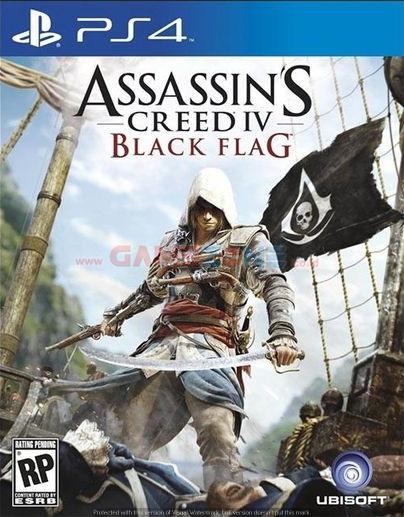 Assassin's Creed IV Black Flag - Reg2 - PS4-0