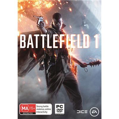 Battlefield 1 (14DVD) - PC-0