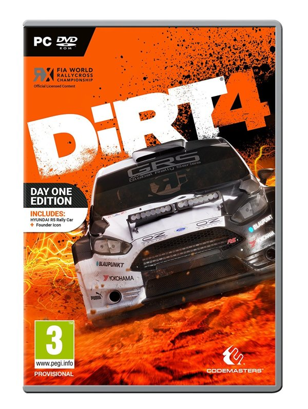 DiRT 4 (9DVD) - PC-0
