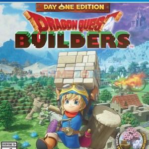 Dragon Quest Builders - Reg3 - PS4-0