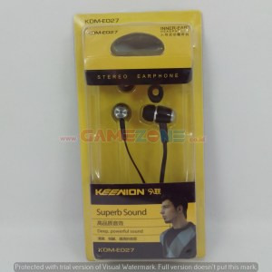 Earphone Keenion KDM-E027-0