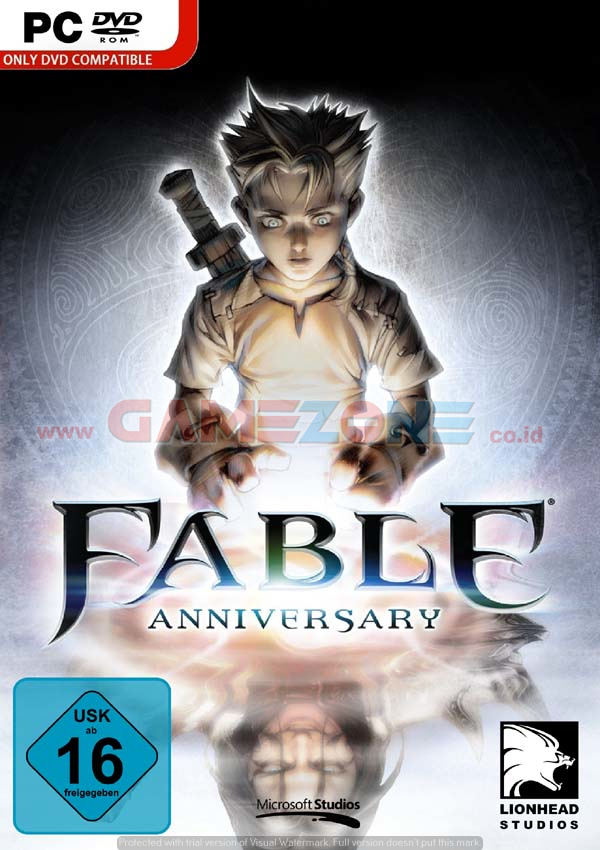 Fable Anniversary (3DVD) - PC-0