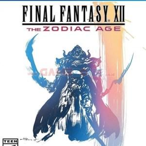 Final Fantasy XII: The Zodiac Age - Reg2 - PS4-0