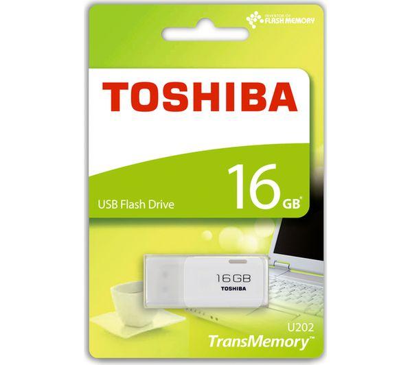 Flashdisk 16GB Hayabusa Toshiba-0