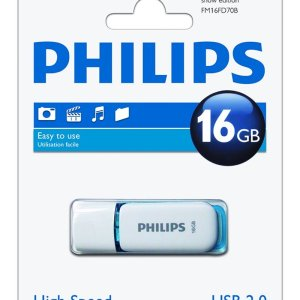 Flashdisk 16GB Snow Edition Philips-0