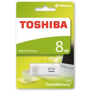 Flashdisk 8GB Hayabusa Toshiba-0