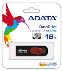 FlashDisk Adata 16GB C008-0