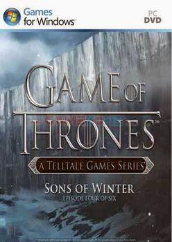 Game of Thrones: Episode Four - Sons of Winter (2DVD) - PC-0