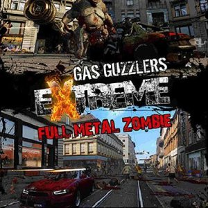 Gas Guzzlers Extreme: Full Metal Zombie (2DVD) - PC-0