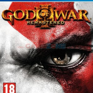 God of War III Remastered - Reg1 - PS4-0