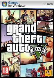 Grand Theft Auto V (16DVD) - PC-0