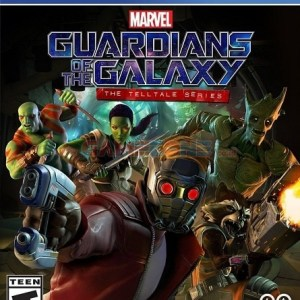 Guardians of the Galaxy - Telltale Series -Season P-0