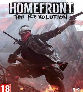 Homefront: The Revolution (15DVD) - PC-0