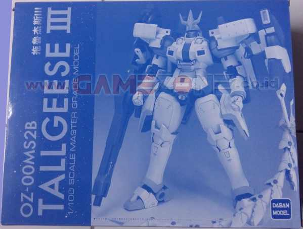 Gundam Tallgeese III OZ-00MS2B(MG)-0