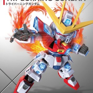 Gundam Ex- Standard Try Burning (SD)-0