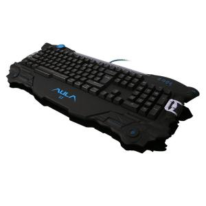 Keyboard Gaming Aula Pulsefire-Plunger Mechanical -0