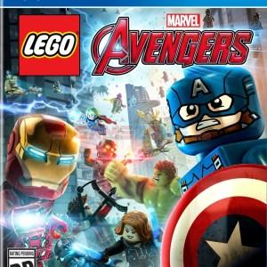 LEGO Marvel's Avengers - Reg2 - PS4-0