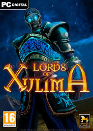 Lords of Xulima (DVD) - PC-0