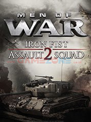 Men of War: Assault Squad 2 - Iron Fist (DVD) - PC-0