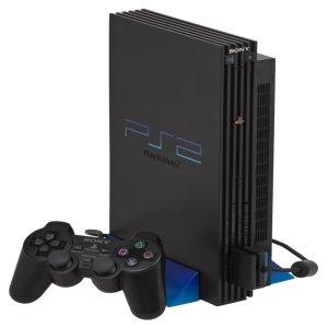 Mesin PS2 Hardisk External 120gb Full Game - PS2-0