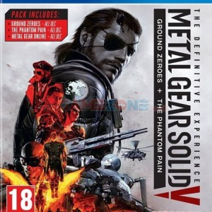 Metal Gear Solid V: The Definitive Experience - Reg2 - PS4-0