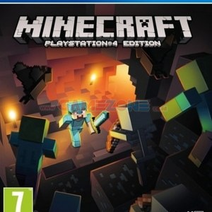 Minecraft: PlayStation 4 Edition - Reg1 - PS4-0