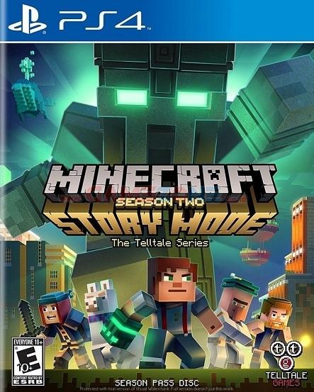 Minecraft: Story Mode - Season Two -Season Pass Dis-0