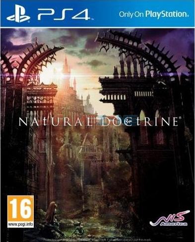 Natural Doctrine - Reg2 - PS4-0