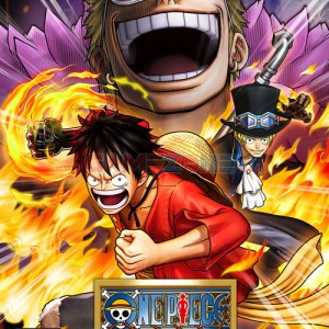 One Piece: Pirate Warriors 3 (3DVD) - PC-0