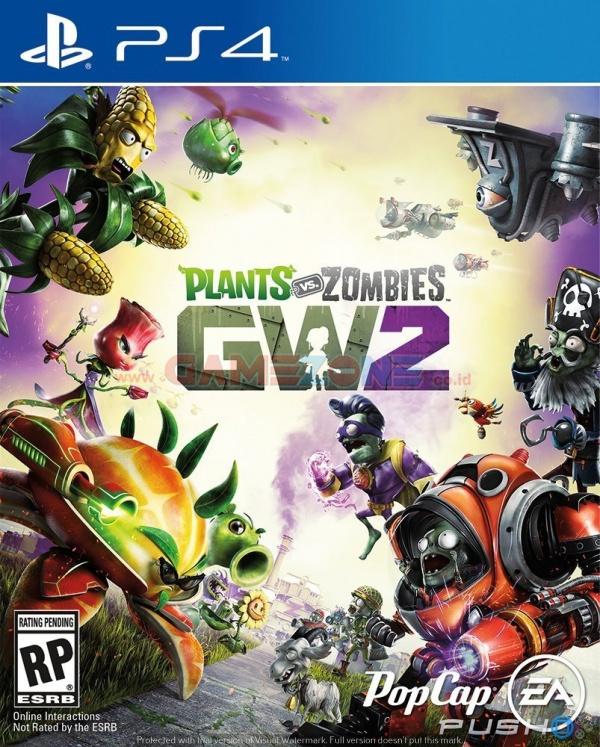 Plants vs Zombies: Garden Warfare 2 - Reg1 - PS4-0