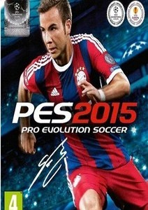 Pro Evolution Soccer 2015 PesGalaxy Pacth 3.01 (DVD) - PC-0