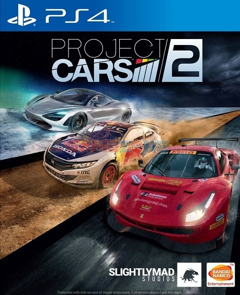 Project Cars 2 - Reg3 - PS4-0