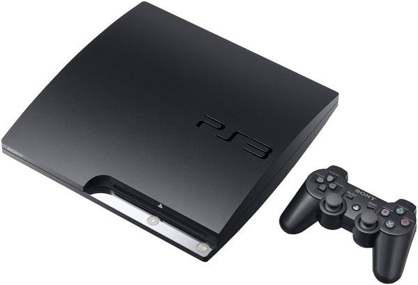 Mesin PS3 Slim 120 GB - PS3-0