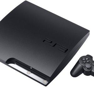 Mesin PS3 Slim 120 GB - PS3-0